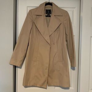 INC trench coat in size S